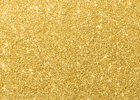Gold glitter texture sparkling shiny wra