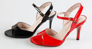 Madame Pivot tango shoes
