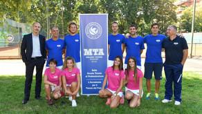 Svelata al pubblico la MTA, la Milano Tennis Academy: un laboratorio di talenti