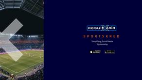 New Partnership Announcement: Sportskred & ResultX Asia