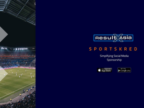 New Partnership Announcement: Sportskred & ResultX Asia