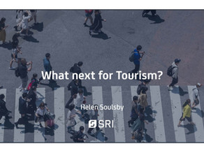 What next for Tourism?