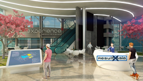 experience 360° Virtual Event Platform™ launched with RXA