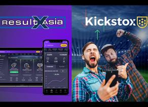 RXA signs new partnership with Kickstox, the innovative fantasy game.