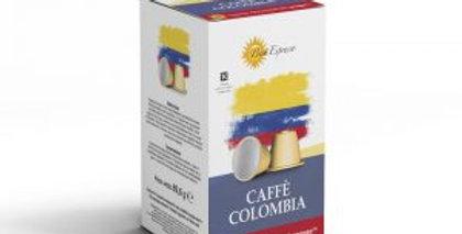 rosabaya capsules nespresso colombien