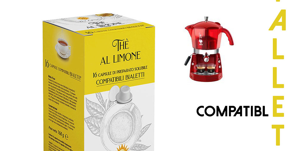 Bialetti thés