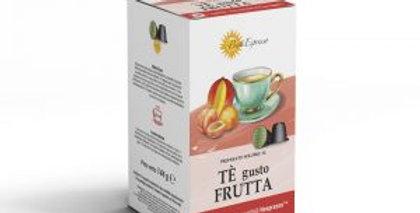 thé fruits rouge compatible nespresso