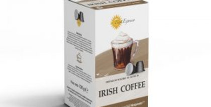 irish coffee dosettes compatibles machines nespresso