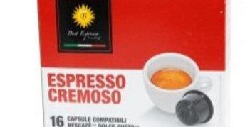 Café onctueux compatible Dolce Gusto Best Espresso