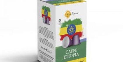 capsules café grands crus ethiopie compatible nespresso