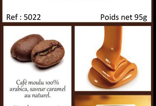 Café moulu parfumé
