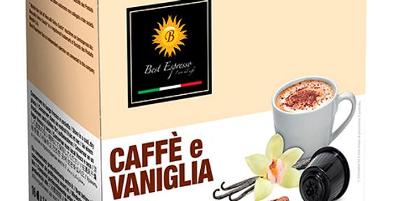 Capsules café vanille Dolce Gusto pas chère
