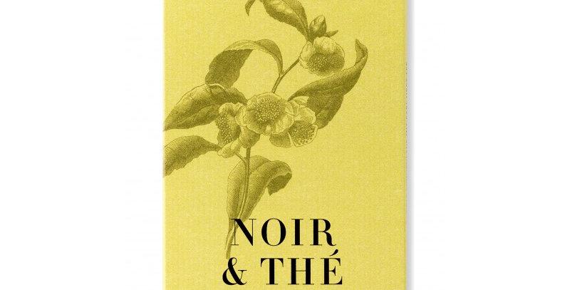 TABLETTE DE CHOCOLAT NOIR ET THE EARL GREY