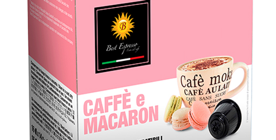 capsules macaron compatibles Dolce Gusto