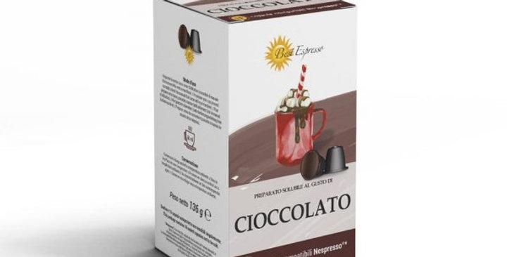 capsules de chocolat pour nespresso