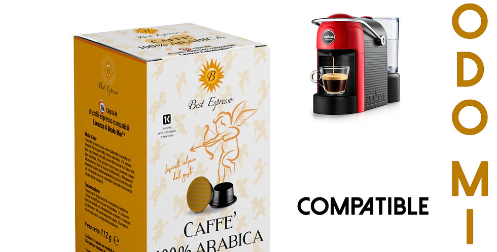 Capsules Lavazza A Modo Mio - Achetez sur lacapsuleitalienne.com