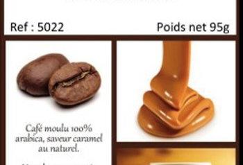 CAFÉ PARFUMÉ  CARMÉLIMÉLO 100% ARABICA