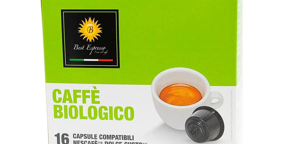 48 (16X3) CAPSULES CAFÉ BIO COMPATIBLES DOLCE GUSTO