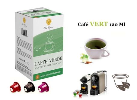 Après les fêtes Pensez au Café Vert