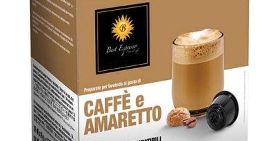 48 (3x16) CAPSULES DE CAFÉ A L'AMANDE COMPATIBLES DOLCE GUSTO