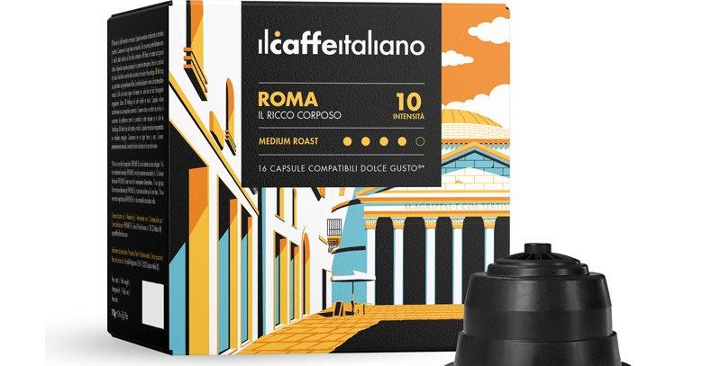 Café Romain compatibles Dolce Gusto
