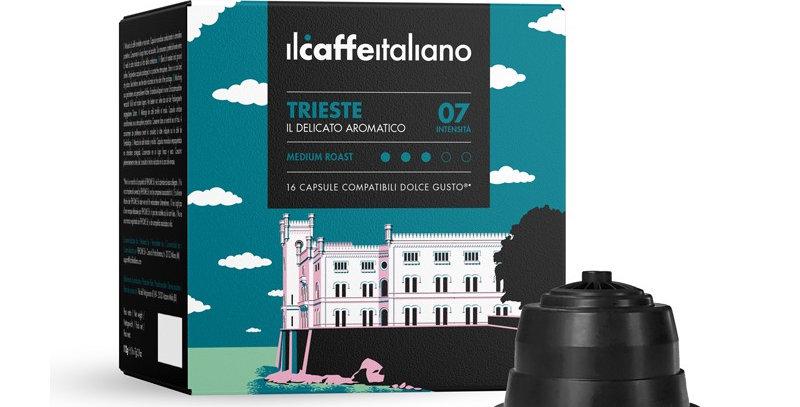 IL CAFE ITALINO 100% PUR ARABICA DOLCE GUSTO