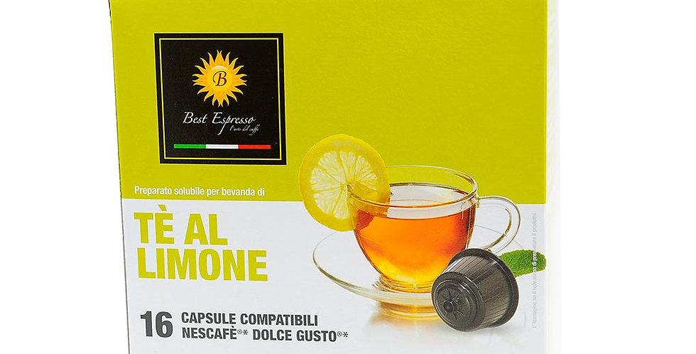 Dolce Gusto capsules de thé
