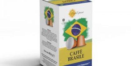 dosettes compatibles nepresso café brésilien