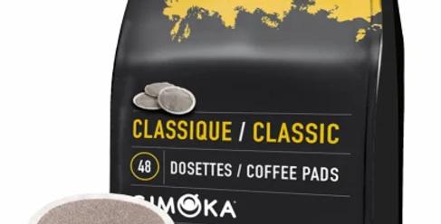 48 CAPSULES GIMOKA CLASSIC COMPATIBLES SENSEO