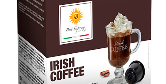 Irish Coffee compatibles Dolce Gusto