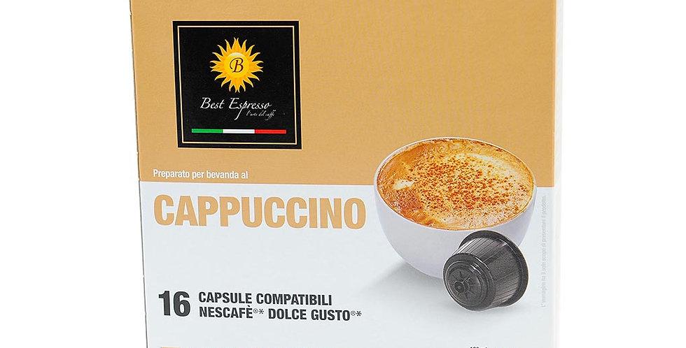 Cappuccino Dolce Gusto dosettes