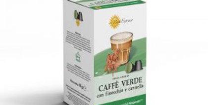 Capsules de thé vert nespresso