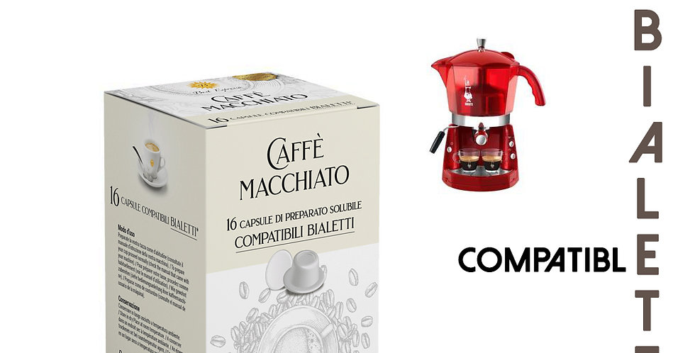 Compatibles machines Bialetti