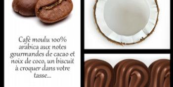 CAFÉ PARFUMÉ  CHOCOCO 100% ARABICA
