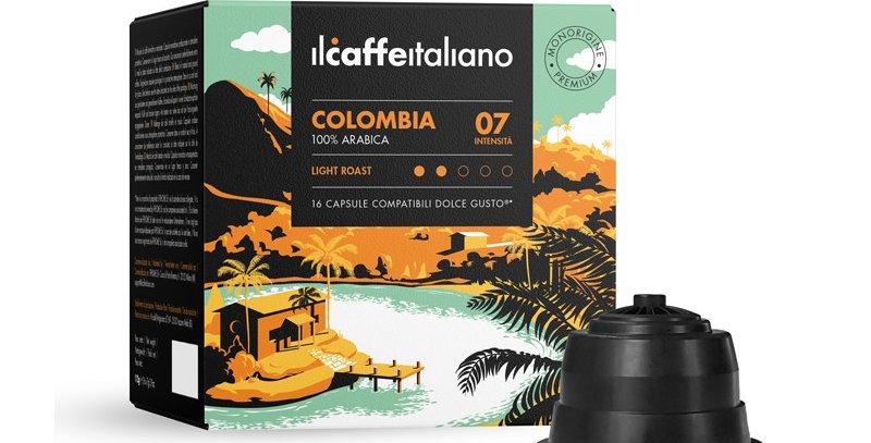 Café Colombien compatible Dolce Gusto
