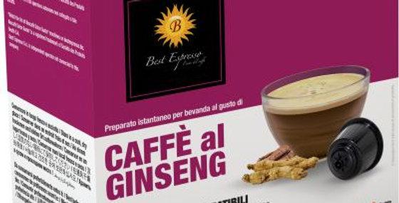 48 (3x16) CAPSULES DE CAFÉ AU GINSENG COMPATIBLES DOLCE GUSTO