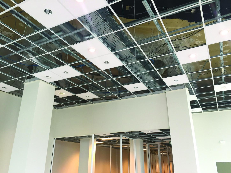 faux plafond