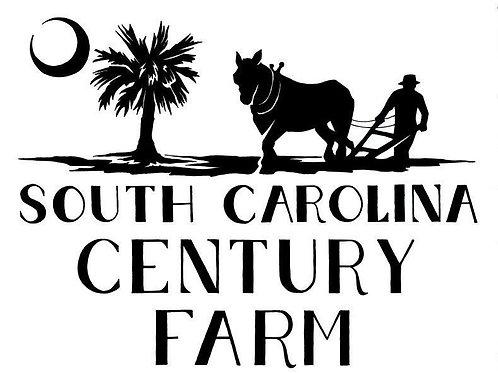 SC Century Farm Banquet Ticket
