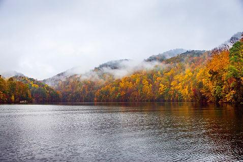 Lake Jocassee Fall Color.jpg