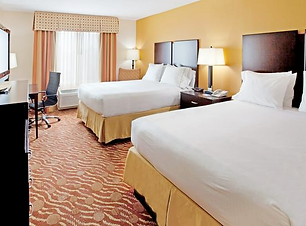 holiday inn express and suites anderson: