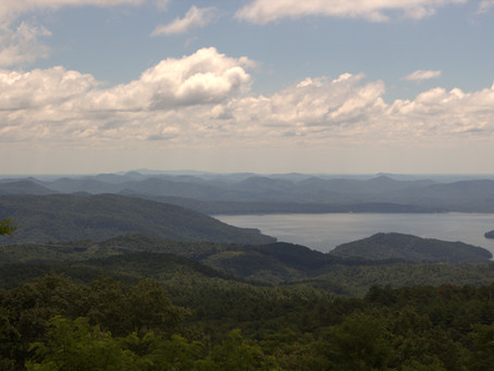 5 Breathtaking Scenic Overlooks in the South Carolina Mountains
