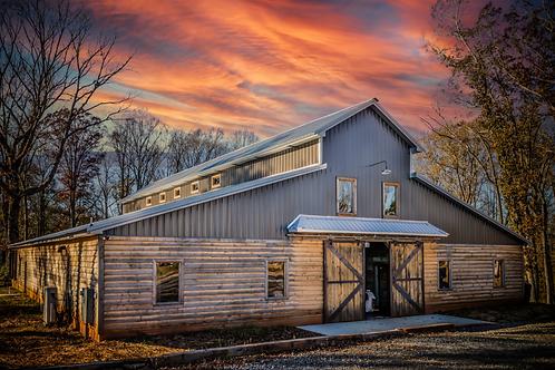 Iron Oak Barn Open House