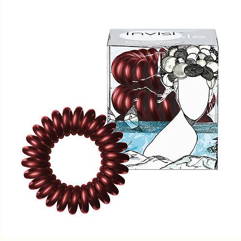 Резинка для волос invisibobble Burgundy Dream