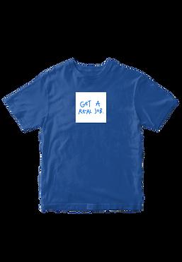 Camisetas GetARealJob