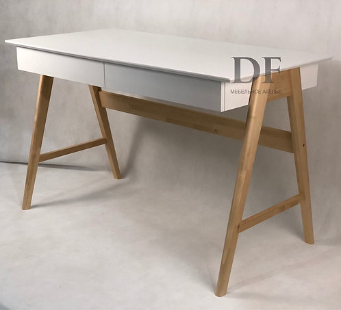 Письменный стол «Минимал» №1 из дерева