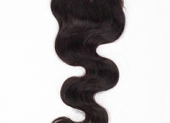 Brazilian  Lace Closure 4x4
