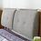 Thumbnail: 北歐白橡木雙人實木床配軟枕