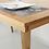 Thumbnail: 北歐白橡木日式實木餐桌