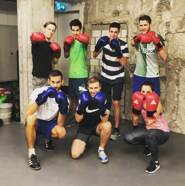 #corporate #fitness #boxing #training #s