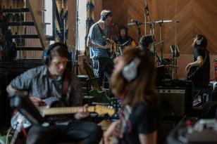 Ded Rabbit (in studio)
